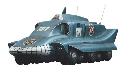 ミラクルハウス 新世紀合金 ITC メカニック キャプテンスカーレット 追跡戦闘車