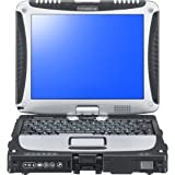 Panasonic Toughbook 19 Fully-Rugged 10.1&quot; Convertible Tablet Computer (2.50 GHz Intel Core i5-2520M Processor, 4 GB RAM, 320 GB Hard Drive, Windows 7) CF-19ADUAX1M