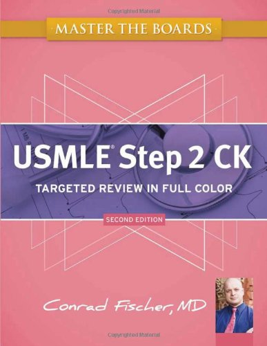 Master The Boards Usmle Step 2 Ck, 2Nd Edition