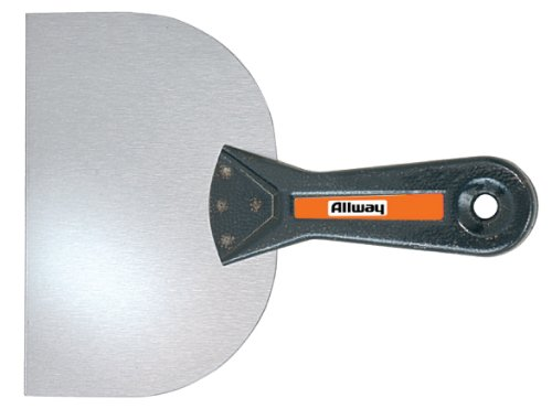 Allway Tools 6-Inch Drywall Flexible Steel Taping Knife