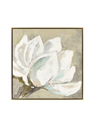 Phyllis Knight Blossoming Joy 2 Hand Embellished Giclee Print, Multi, 38 x 38