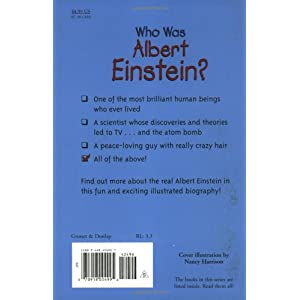 Who Was Albert Einstein? Livre en Ligne - Telecharger Ebook