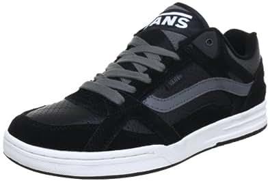 Vans Vse40Xt, Baskets mode homme - Noir (Suede) Black/W), 42 EU