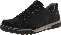 ECCO Men\'s Vermont Shoe,Black,44 EU/10-10.5 M US