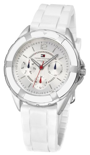Tommy Hilfiger Women's 1780747 Sport Rubber Watch