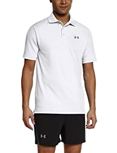 Under Armour Herren Poloshirt Performance 2.0, Wht, L, 1242755-100