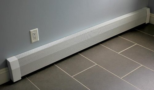 Baseboarders Baseboard Heater Cover Straight Kit 3ft Length (Radiator Cover Baseboard compare prices)