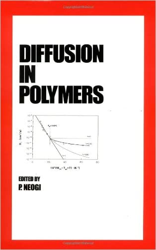 Diffusion in Polymers (Plastics Engineering)