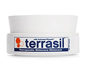 Terrasil Therapeutic Skin Ointment 14g Jar