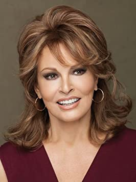 Turn Up The Volume Synthetic Hairpiece by Raquel Welch