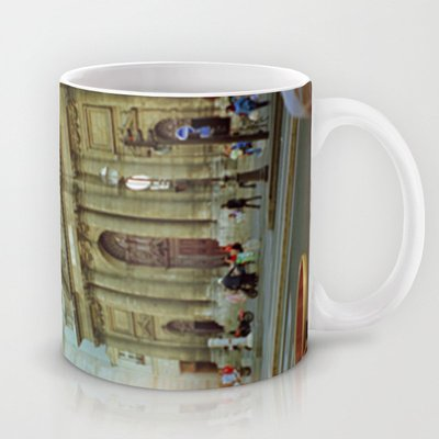 Society6 - Paris In 35Mm Film: Eglise Saint-Paul-Saint-Louis … Coffee Mug By Istillshootfilm