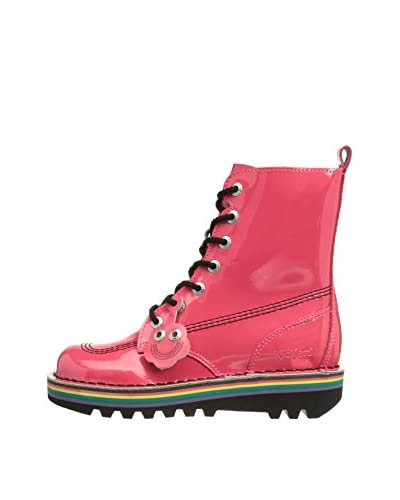 Kickers Womens Kick SO HI Patent Boots
