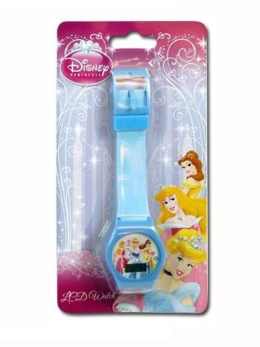 Disney Princess Watch (Light Blue) - 1