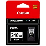 Canon Genuine PG-240XXL Black Ink Cartridge