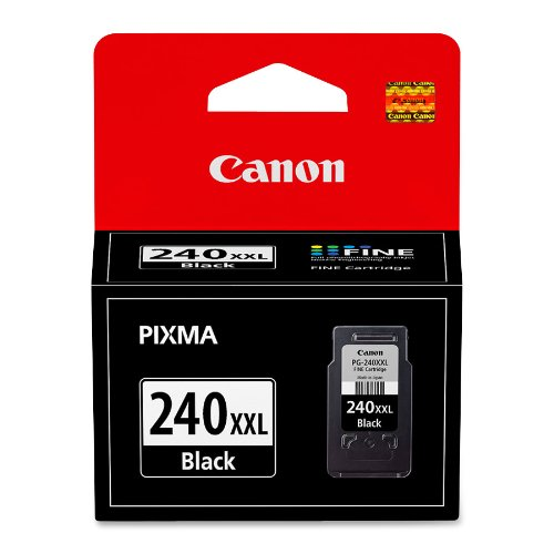 Canon Pg-240Xxl Office Products Fine Cartridge Ink front-633640