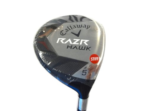Callaway Men's RAZR Hawk Fairway Woods (Right-Handed, 18 Degree Loft, Graphite, Stiff Shaft)