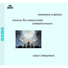 Scarlatti, D.: Sonatas for Harpsichord