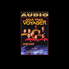 Star Trek, Voyager: Caretaker (Adapted)  by L.A. Graf Narrated by Robert Picardo