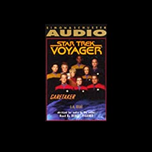 Star Trek, Voyager: Caretaker (Adapted) Hörbuch