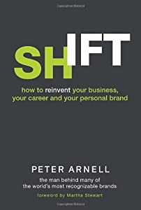 "Cover of ""Shift: How to Reinvent Your Bus..."