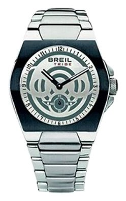 Breil Men's Quartz Watch TW0533 With Grey Analogue Dial And Bracelet
