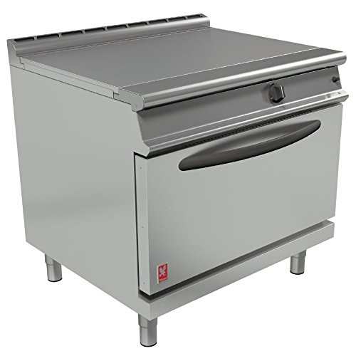 Falcon Dominator Plus Heavy Duty General Purpose Oven with Drop Down Door Natural Gas Commercial Kitchen Restaurant Cafe