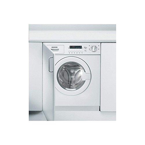 Hoover HDB854DN1 Built In Washer Dryer 8kg Wash / 5kg Wash U0026 Dry, 1400