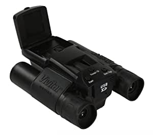 Digital Binocular Camera - Black (VIV-CV-1225V)
