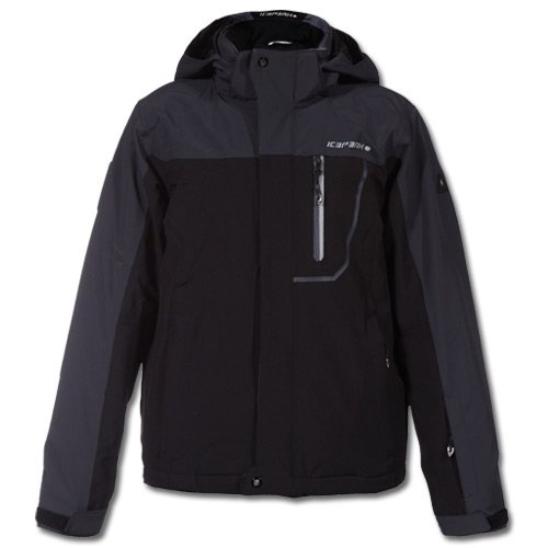 Icepeak Kinder Jacke SEAL JR Skijacke Winterjacke schwarz kaufen