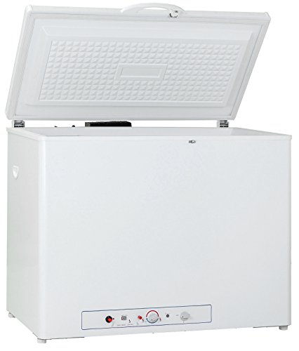 SMAD AC110V/LPG Absorption Chest Freezer 191L, White (Deep Freezer For Apartment compare prices)
