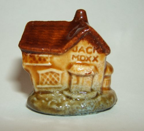The House That Jack Built - Wade Figurine - Red Rose Tea Canadian Series #2