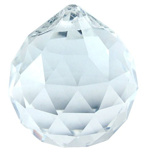 50mm Asfour Feng Shui Crystal Ball Prisms (Crystal Asfour compare prices)