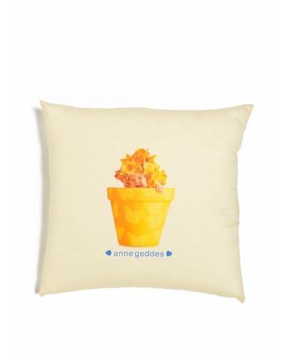 Anne Geddes Cuscino Flowerpot 40×40 cm