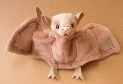 TY Beanie Babies Batty the Bat Plush Toy Stuffed Animal