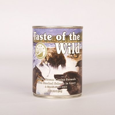 Brand New, DIAMOND PET FOODS - TASTE OF THE WILD DOG PACIFIC STREAM (12/13.2OZ) (DIAMOND - TASTE OF THE WILD DOG CAN)