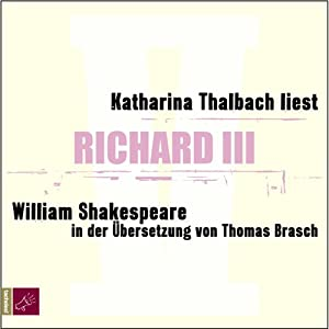 Richard III Hörbuch