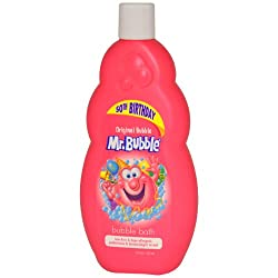 Mr. Bubble Original Bubble Bath 16 Ounces