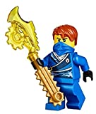 LEGO® NinjagoTM Techno Robe Jay with Weapon NEW 70723
