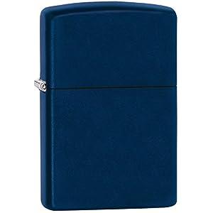 Zippo 1029021  Accendino Nr. 239, colore Blu opaco   recensioni