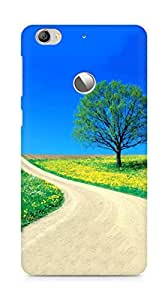 Amez designer printed 3d premium high quality back case cover for LeEco Letv Le 1S (Incredible Beautiful)