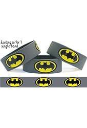 Batman Wristband Comics Logo Bracelet Movie Merchandise