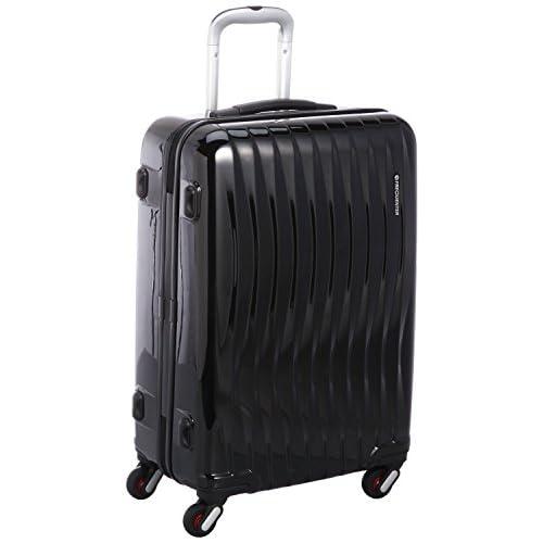 (フリクエンター)FREQUENTER ラクオシキャリー 47cm スーツケース 1-640 (クロ)