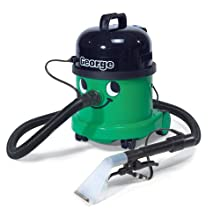 NaceCare GVE370 George 2 Stage Carpet Spotter, 1.6 Gallon Capacity, 1.3HP, 95 CFM Airflow, 42' Power Cord Length
