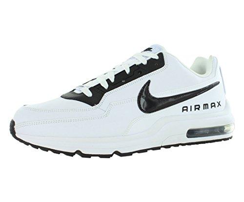 newest 85c9a d3841 Nike Air Max LTD 3 (White Black)