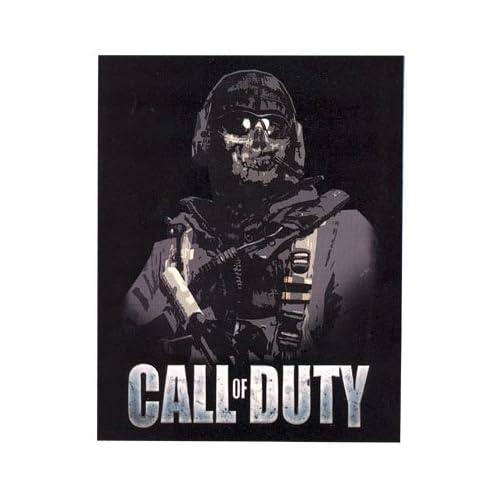 Discount comforter sets: Call of Duty Skull Mask Skeleton ...