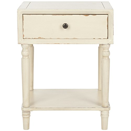 Safavieh American Home Collection Siobhan Vintage Cream Accent Table 2