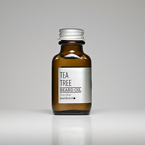 Beardbrand Tea Tree Beard Oil - 1 Fl Oz