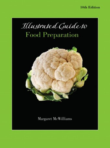 Illustrated Guide to Food Preparation for Food...