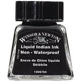 Winsor & Newton 14ml Drawing Ink Bottle - Liquid Indian Ink
