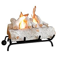 "Real Flame 18"" Convert-to-Gel Log S..."